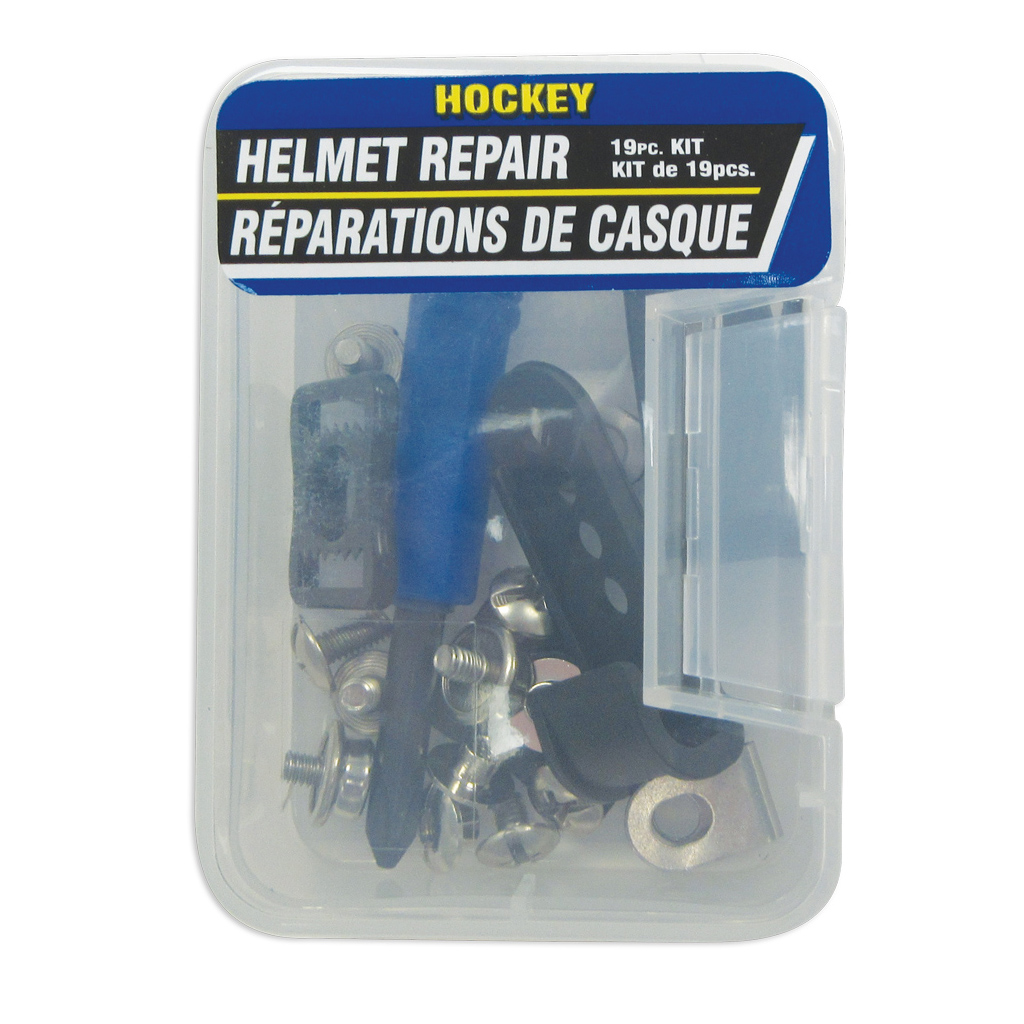 Helmet Repair Kit 19 Pieces w/ Universal Helmet Parts FI-5990 /Bulk