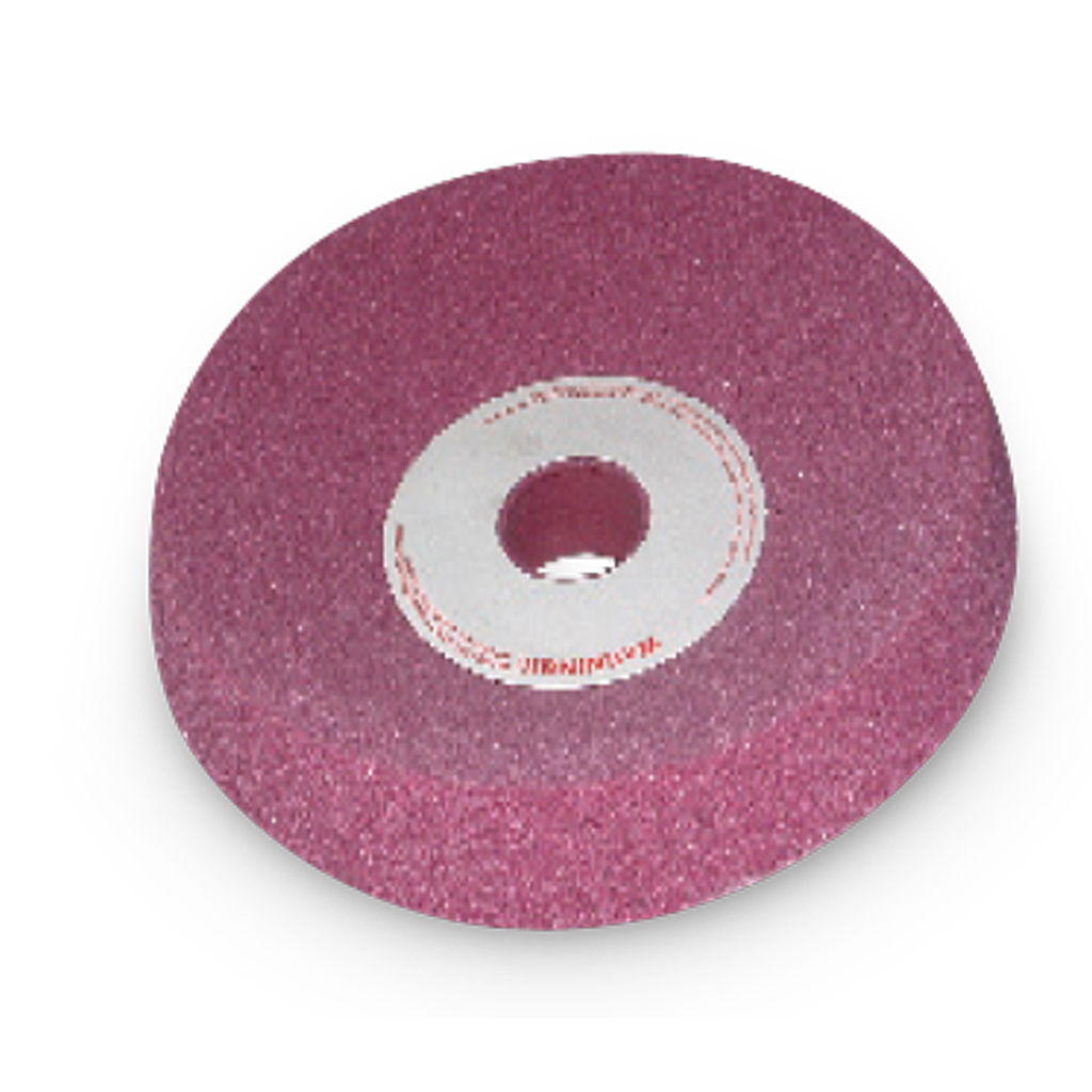 "Concave Cross Wheel 60G Bore Ruby CCGR60 1.5""x8"""