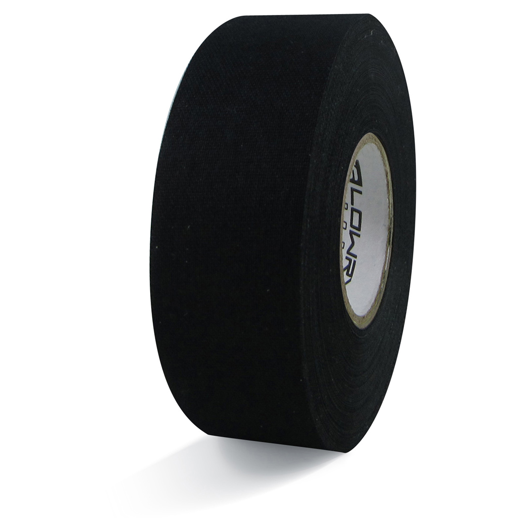 Hockey Tape Black 380 30MMx25M 50/cse