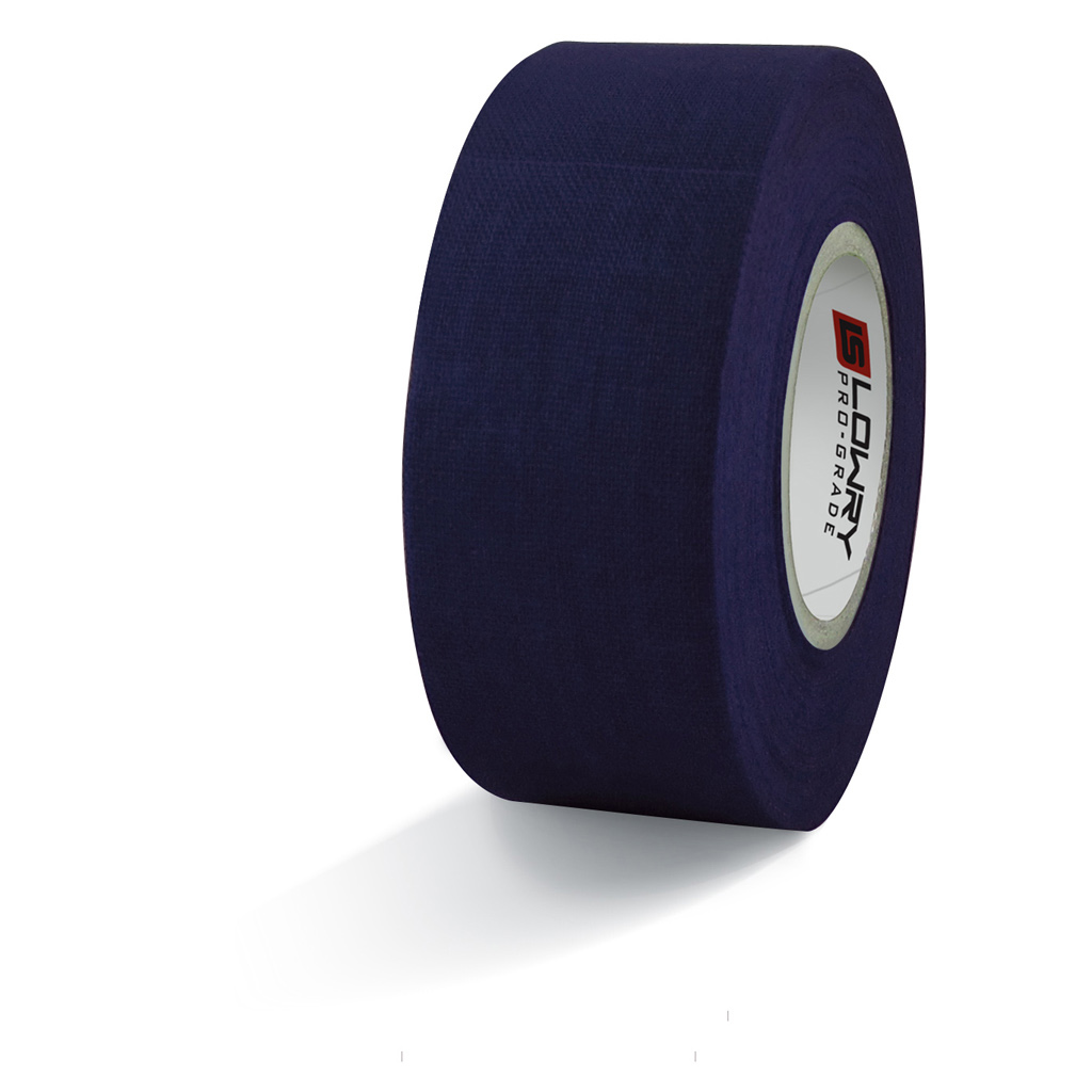 Pro Grade Hockey Tape Navy Blue 278-24 30MMx12M 4 32/CS