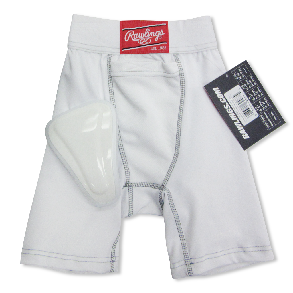 Rawlings Compression Jill Short w/Cup RJ888GS Girls Small