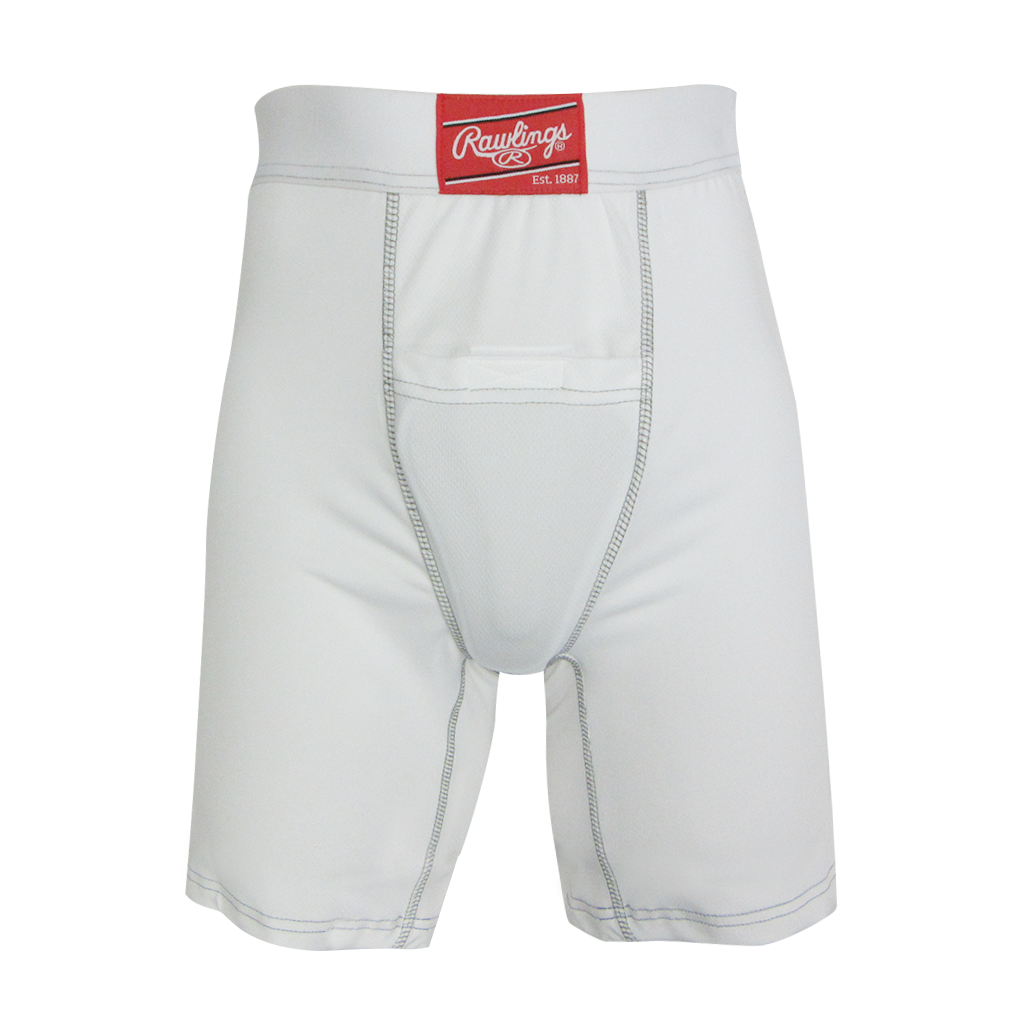 Rawlings Compression Jill Short w/Cup RJ888GM Girls Medium