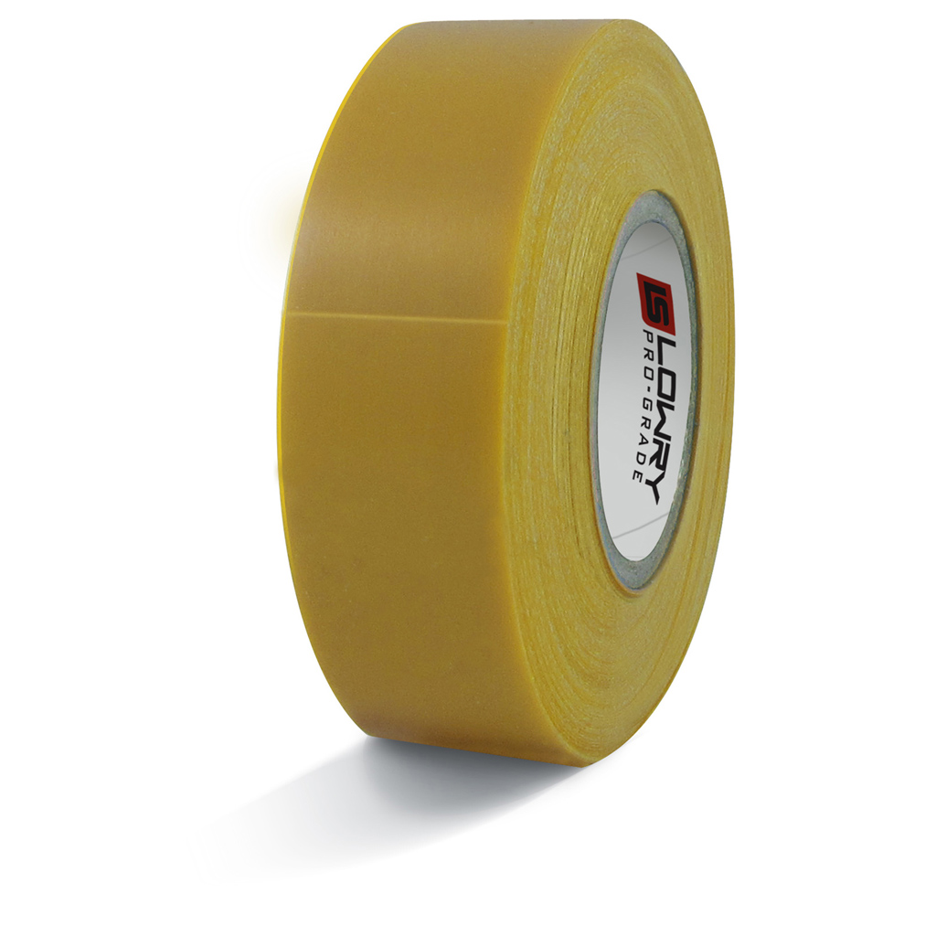 Pro Grade Polyethylene Sock Tape Gold 208-30 24MMx25M 5 50/CS