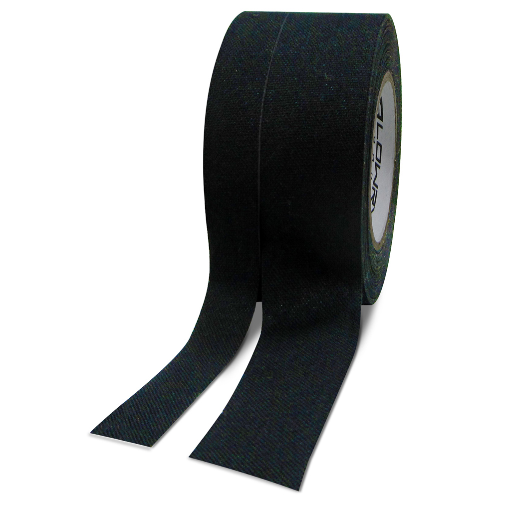 Pro Grade Hockey Tape Black 265SC 24MM/12MMx9.14M Split Core 32/CS