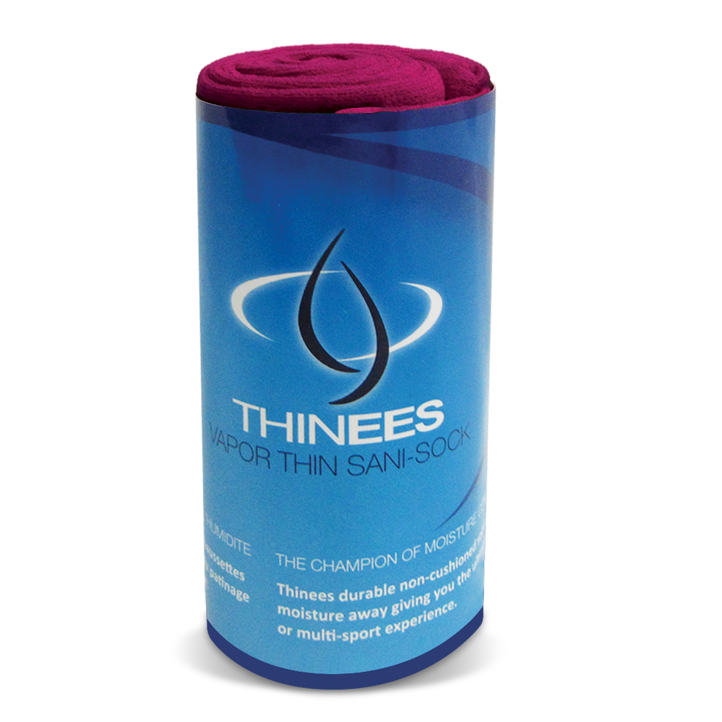 Thinees Skate Sock - Fuschia THINFS Short