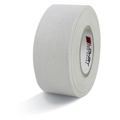 Pro Grade Hockey Tape White 249 30MMx12M 6 108/CS