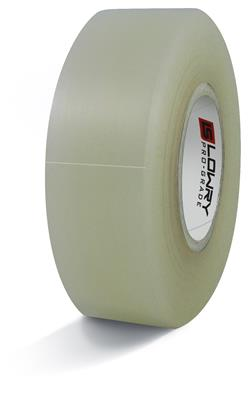 Pro Grade Polyethylene Sock Tape Clear 208-07 24MMx25M 50/CS