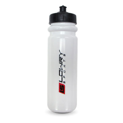 Water Bottle with Pop Top White FI-5080 850ML 54/CS