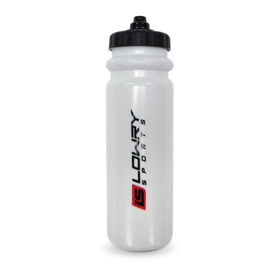 Water Bottle with a Pro Style Pressure Valve System White FI-5080SS 850ML 60/CS