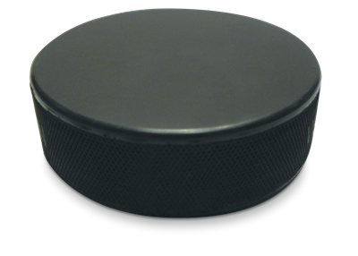 Practice Hockey Puck Black 394 100
