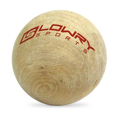 "Wooden Stick Handling Ball 896L 2"" /Bulk"