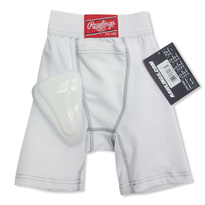 Rawlings Compression Jill Short w/Cup RJ888GL Girls Large