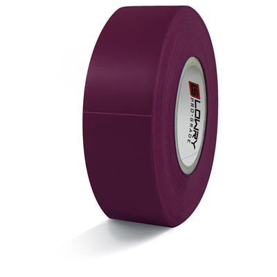 Pro Grade Polyethylene Sock Tape Burgundy 208-21 24MMx25M 5 50/CS