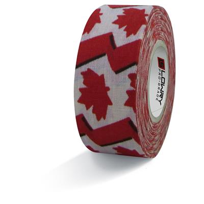 Hockey Tape Wrapped And Labelled Canada 278-CAW 30MMx12M 32