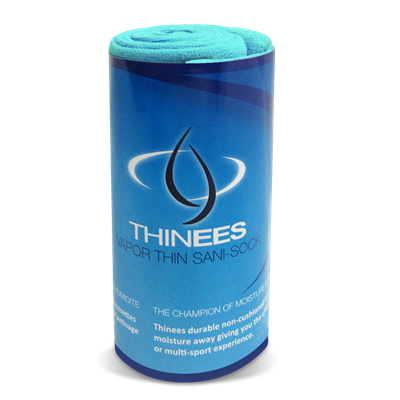 Thinees Skate Sock - Teal THINTS Short