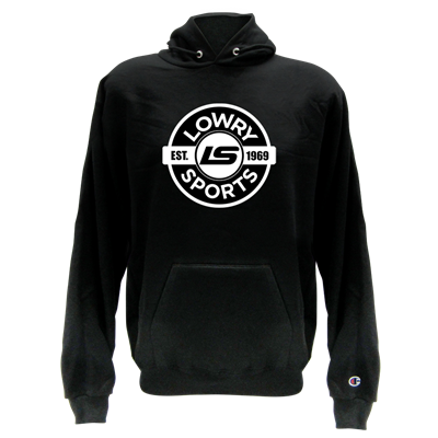 EST. 69 Hoodie Black LHESTS-01 Small