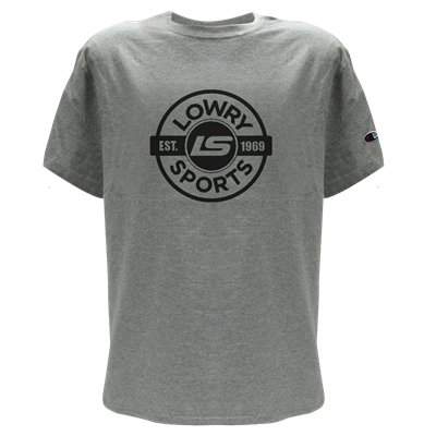 EST. 69 Tee Grey LTESTS-15 Small