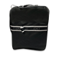 "Pro Nylon Hockey Bag Junior Black PNBJ 18""x30""x15"""