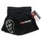 "Mesh Jock Short w/Pro Tapered Cup Black/Red L443YS Youth Small 18"" - 20"""