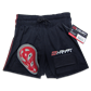 "Mesh Jock Short w/Pro tapered Cup Black/Red L443JM Junior Medium 24"" - 26"""