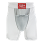 "Rawlings Compression Jock Short w/Cup RG738AXXL Adult XX-Large 39"" - 42"""