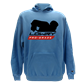 Pro Player Hoodie Columbia Blue LHPPS-25 Small