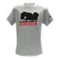Pro Player Tee Grey LTPPXXL-14 XX-Large