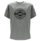 Lowry Tee - EST. 69 Grey LTESTS-15 Small